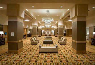 Meeting Rooms at Toronto Marriott Downtown Eaton Centre Hotel, 525 on