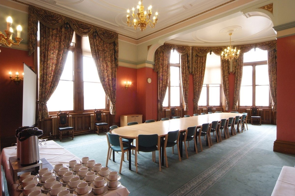 Meeting rooms at birmingham council house banqueting for The green room birmingham