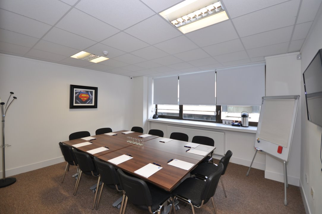 City Centre Meeting Room Facilities Glasgow