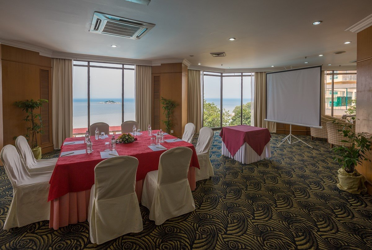 Meeting Rooms At Copthorne Orchid Hotel Penang Copthorne