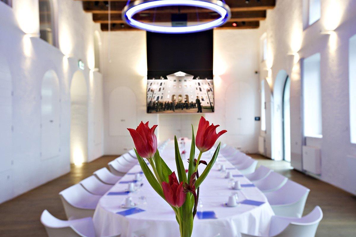 Rooms: Meeting Rooms At Het Scheepvaartmuseum
