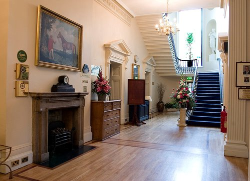 Meeting Rooms At Malone House Malone House Belfast