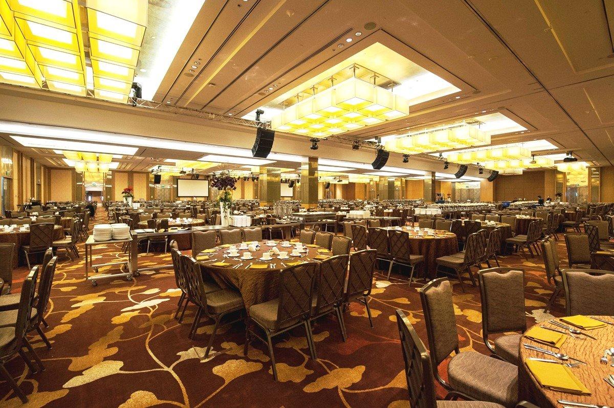 Marina Bay Sands Meeting Rooms