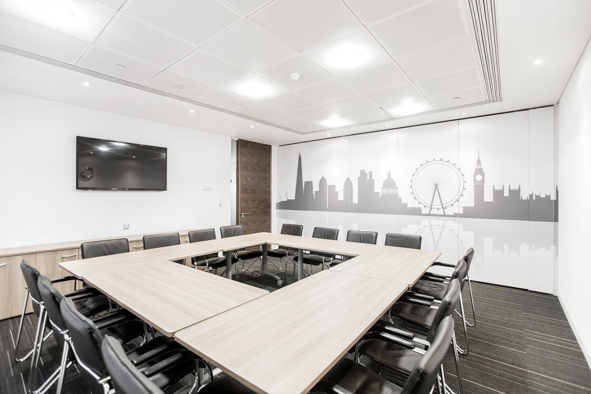 Meeting Rooms At Orega Moorgate London Borough Of Islington United Kingdom