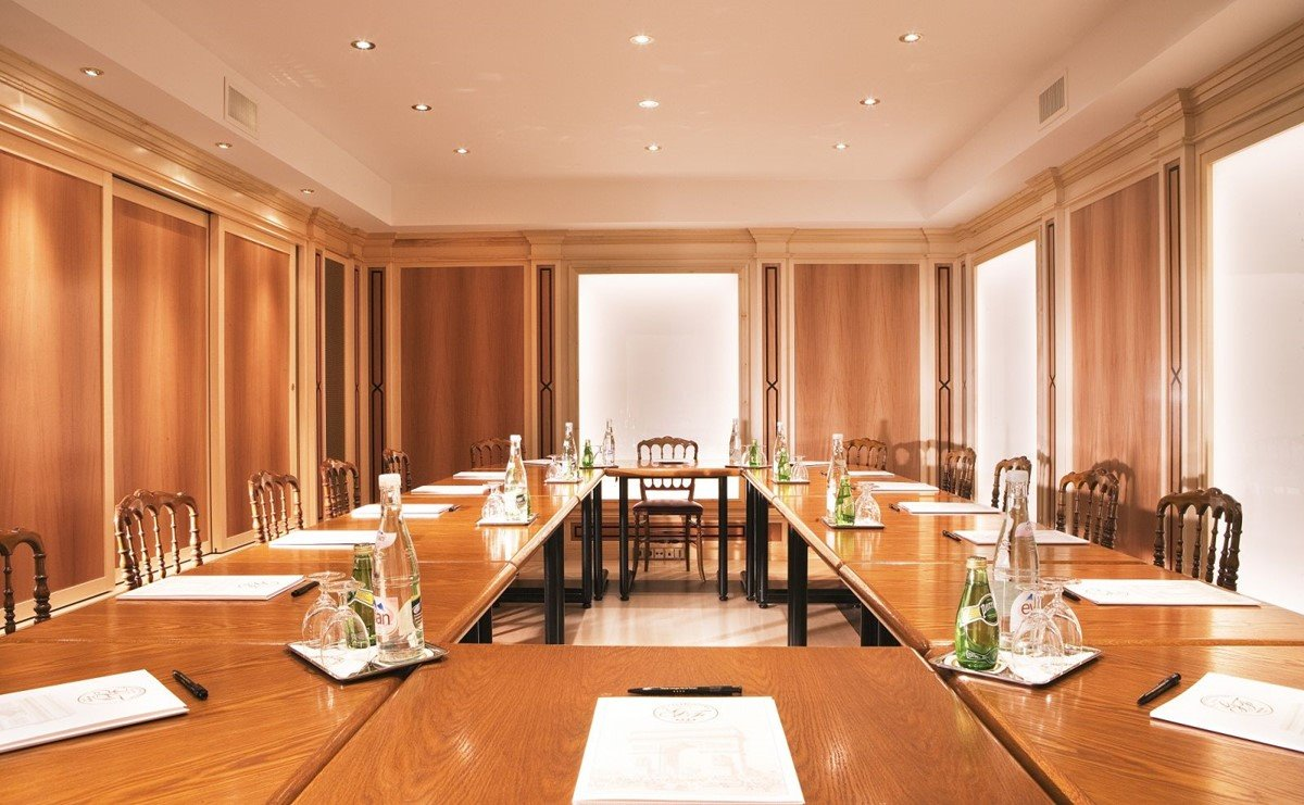 meeting rooms at splendid etoile hotel conforama paris etoile 10 avenue de la grande arm e. Black Bedroom Furniture Sets. Home Design Ideas