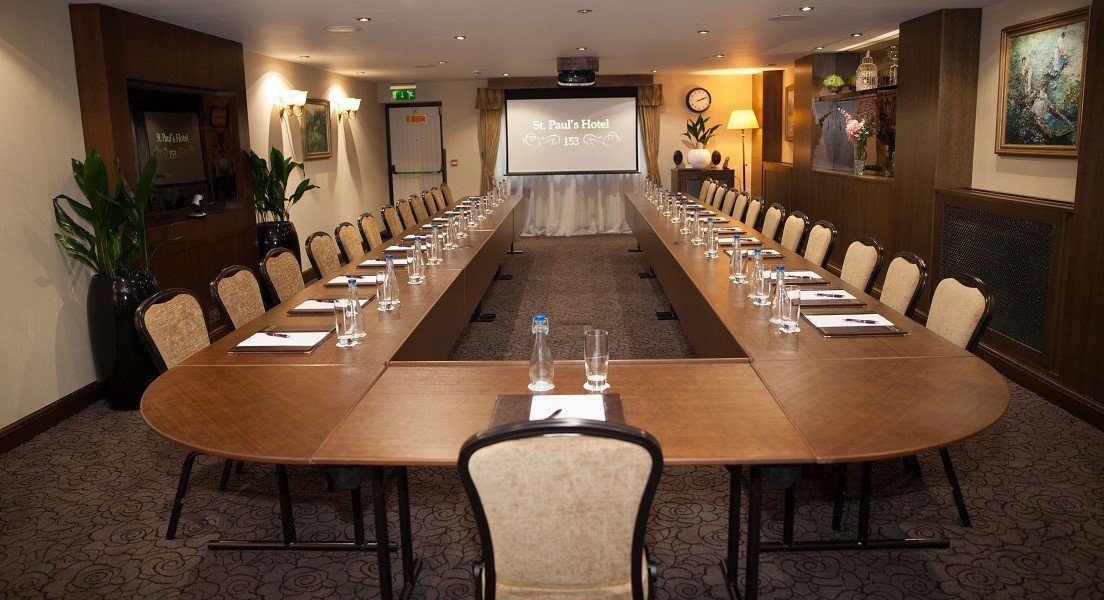 Meeting Rooms At St Pauls Hotel St Paul S Hotel 153