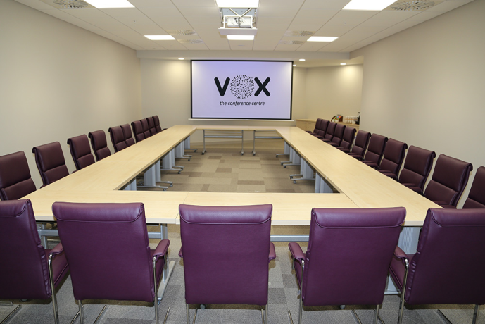Meeting Rooms At The Vox Conference Centre The Vox Conference - Vox conference table