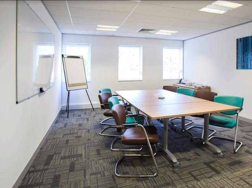 Meeting Rooms At Ubcuk Warrington Birchwood Rutherford House