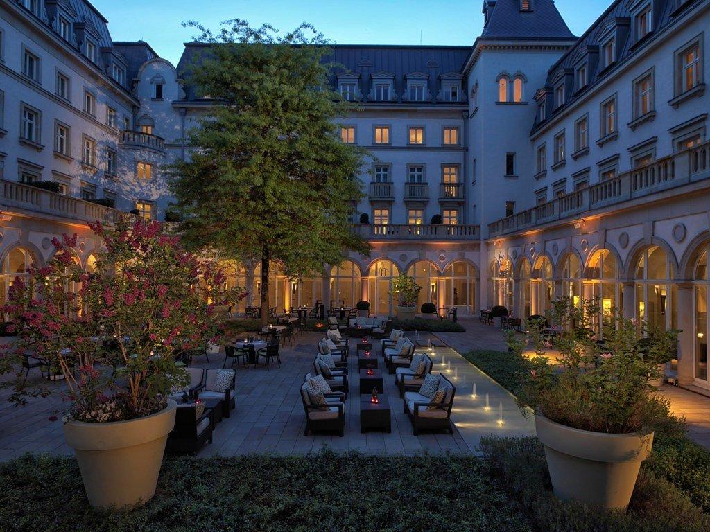 Rocco Forte Villa Kennedy Hotel Frankfurt