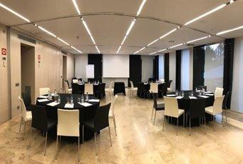 Meeting Rooms At Ayre Gran Colon Pez Volador 1 11 Madrid 28007