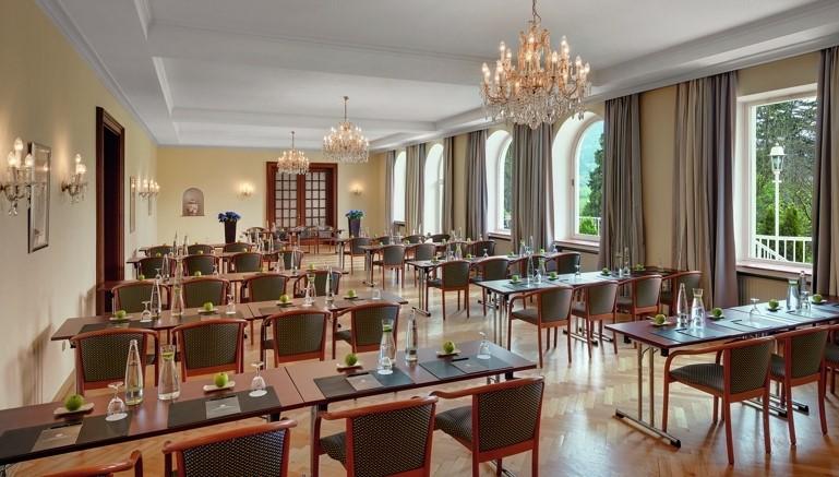 Meeting Rooms At Grand Hotel Sonnenbichl Burgstr 97 82467 Garmisch Partenkirchen Deutschland Meetingsbooker Com