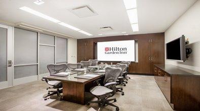 Meeting Rooms At Hilton Garden Inn New York West 35th Street