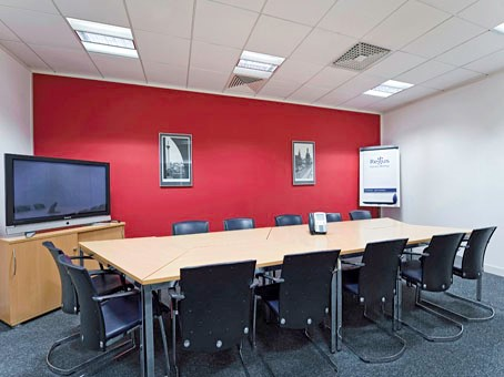 Meeting Rooms at Regus Belfast, City Centre, Forsyth House
