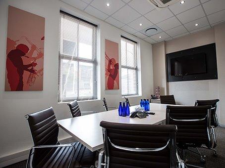 Meeting Rooms At Regus Durban Kingsmead 11 Walnut Road