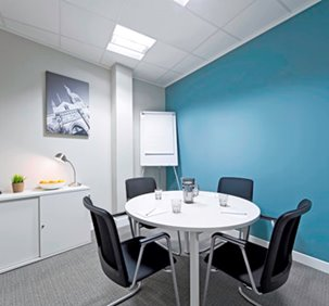 Regus Leicester St Georges House