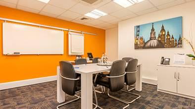 Meeting Rooms at Regus London, Charlotte Street, 48