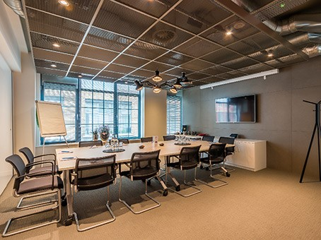 Meeting Rooms at Regus London, Old Street, 167 City Road