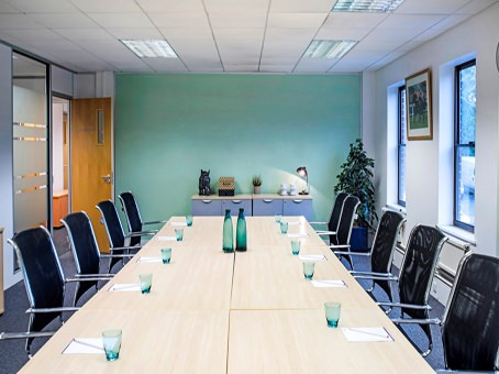 Meeting Rooms at Regus Newbury, Oxford House, Oxford House
