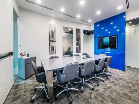 Meeting Rooms at Regus Singapore, The Signature, The